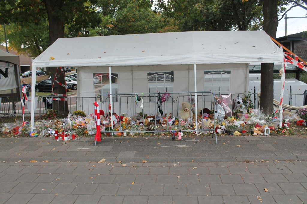 Herdenkingsveld in Oss.  © Kliknieuws Oss