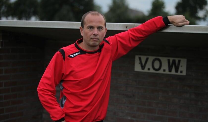 Jordy van Boxtel van VOW: 'Niks doen, is geen optie.' (foto: Peter Kuijpers)