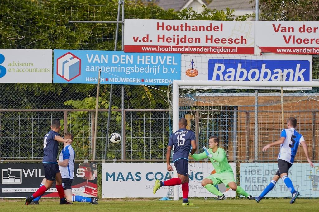HVCH - Brabantia. (Foto: Ruud Schobbers) Foto: Ruud Schobbers © Kliknieuws Veghel