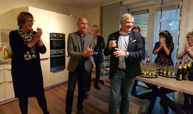 De Huiskamer in Milsbeek werd afgelopen donderdag feestelijk geopend.