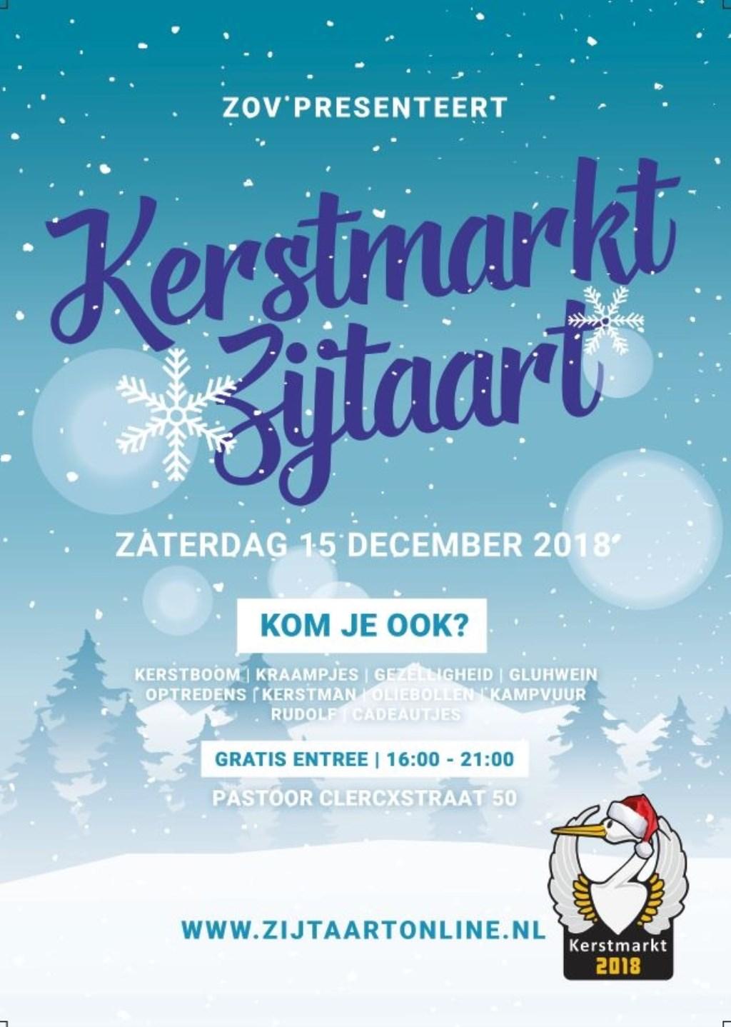 Kerstmarkt In Zijtaart Voorbode Voor De Feestdagen