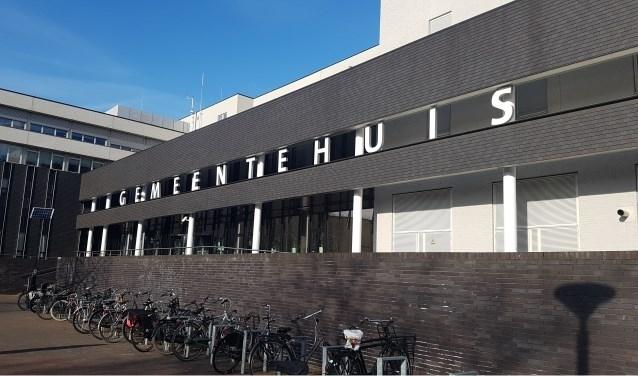 Het Osse gemeentehuis