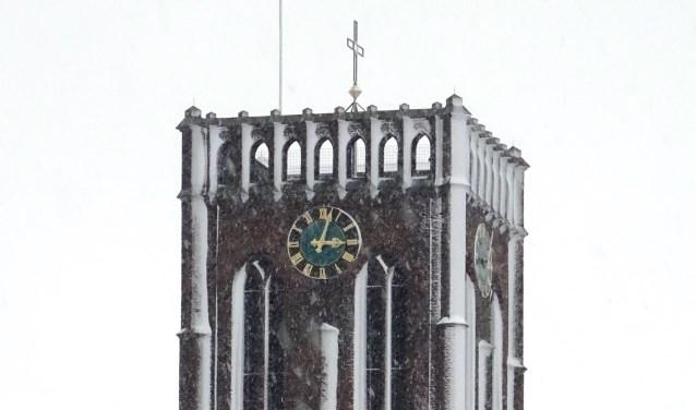 De Grote Kerk in Oss. (Foto: Henk Janssen)