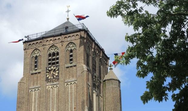 De Sint-Janstoren in Sambeek.