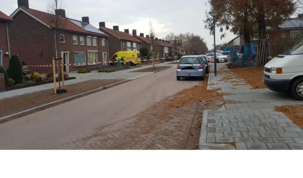 Steekpartij in Veghel.  © 112 Brabantnieuws