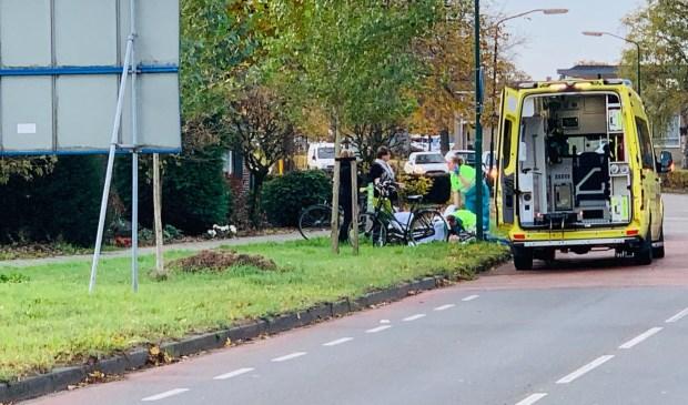 Ongeval Steeg Schijndel.  © Kliknieuws Veghel