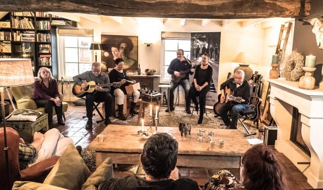 De vorige editie van Muziek bij de Buren (foto: Hans Anneveldt)