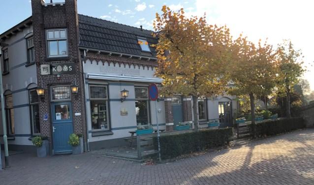 De Ottersumse Huiskamer vindt onderdak in Bij Koos. (foto :Jos Gröniger)