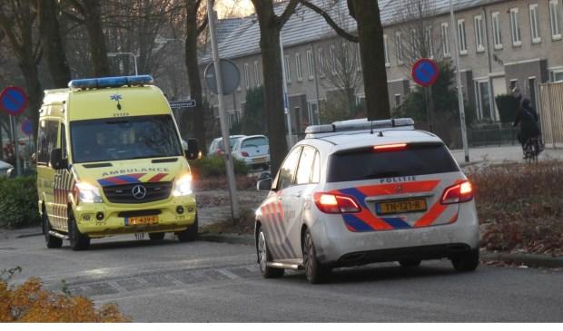 Voetganger gewond geraakt na ongeluk in Brederostraat.