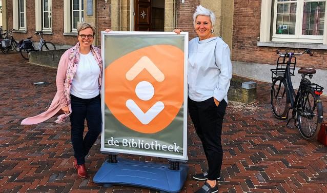 Esther de Bie (links) heeft een mooie nominatie te pakken.