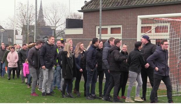 Een volkomen verrassing voor Niek van Zutphen