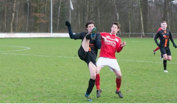 Avesteyn won van Maliskamp. (Foto: Ad van Dooren)