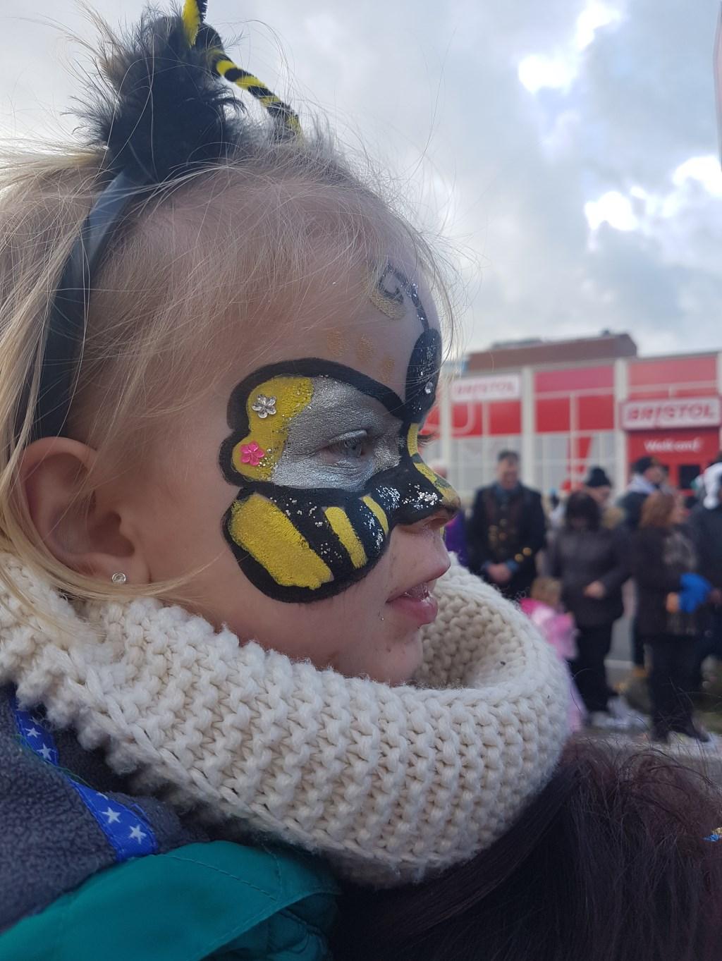 Carnaval in Megen. (Foto: Vivianne Van Den Berg- Van Orsouw)  © Kliknieuws Oss