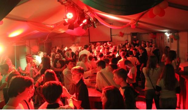Carnaval in Geffen.