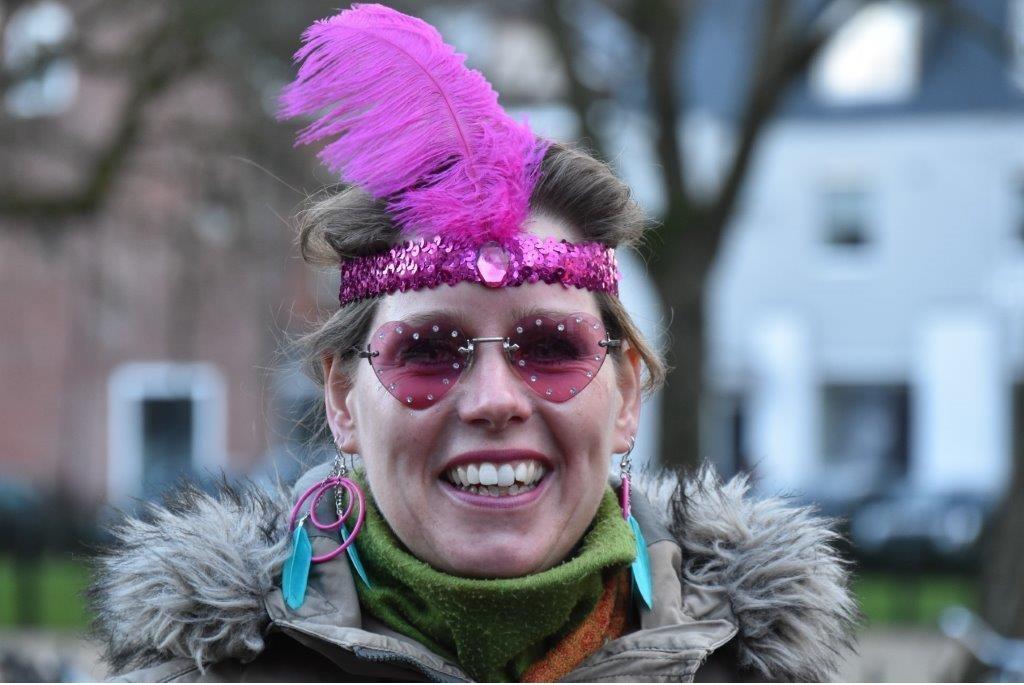 Carnaval in Oss. (Foto: Jo van Schaijk)  © Kliknieuws Oss
