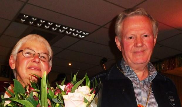 Toon Vissers mocht de Verdienstelijke Paplippel in ontvangst nemen voor zijn inzet voor de Keldonkse gemeenschap.