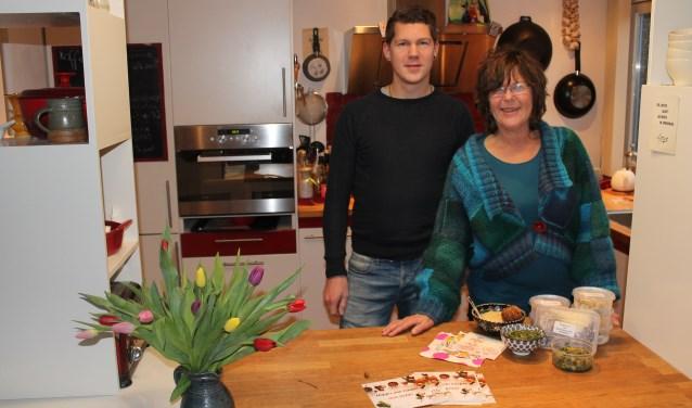 Casper Nanninga en Annemarie Canninga-Uijlen.