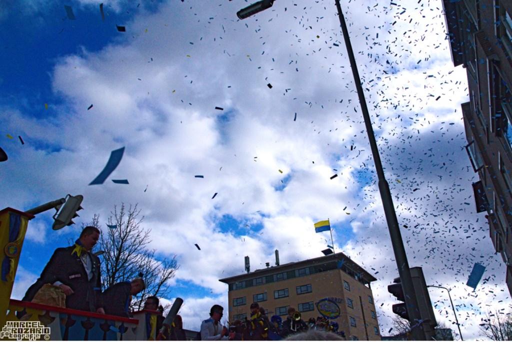Carnaval in Oss. (Foto: Marcel de Rozario)  © Kliknieuws Oss