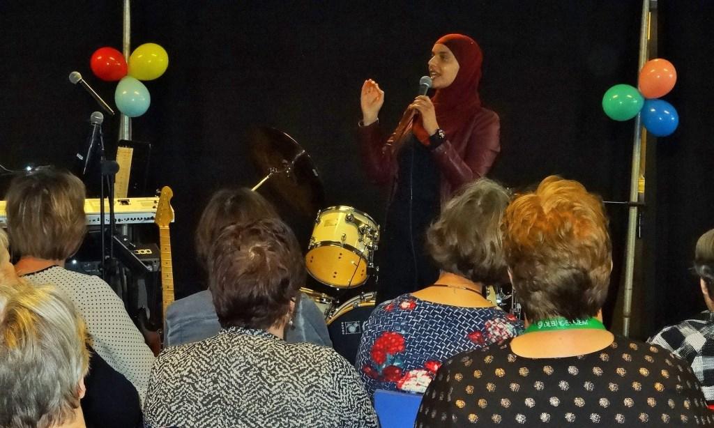 Internationale Vrouwendag in Oss. (Foto: Ineke Voskamp  © Kliknieuws Oss
