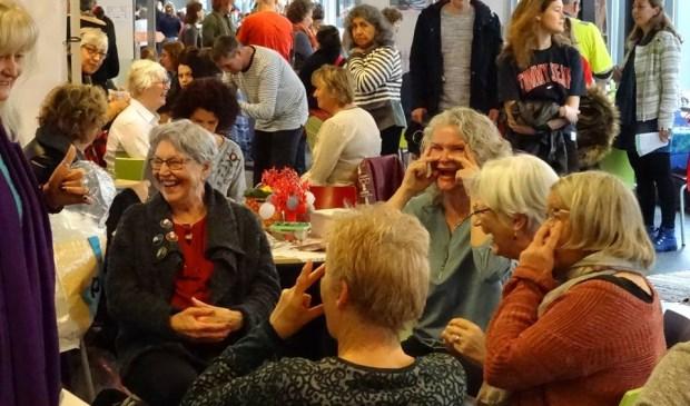 Internationale Vrouwendag in Oss. (Foto: Ineke Voskamp