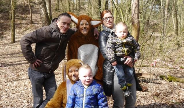 Hullie Tweede Bij Verkiezing Beste Familie Uitje En Viert Pasen
