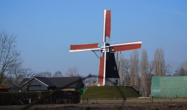 Door de herbouw en restauratie van De Hoop heeft Keldonk er een blikvanger bij.