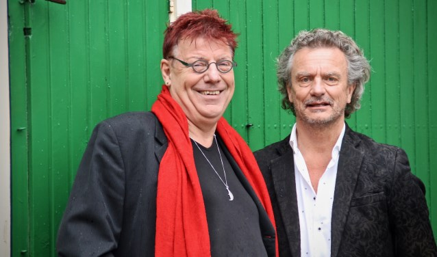 René en Jan zijn blij met de samenwerking.