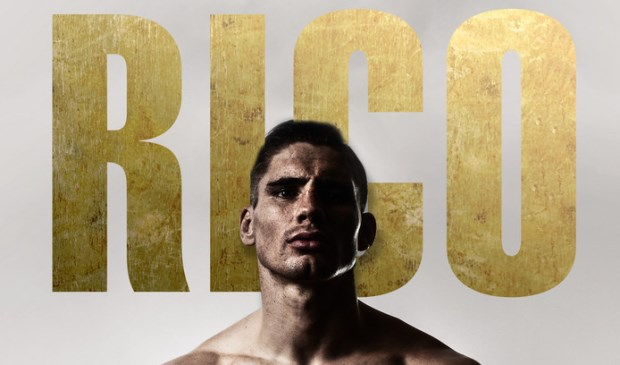 Boek over Rico Verhoeven.