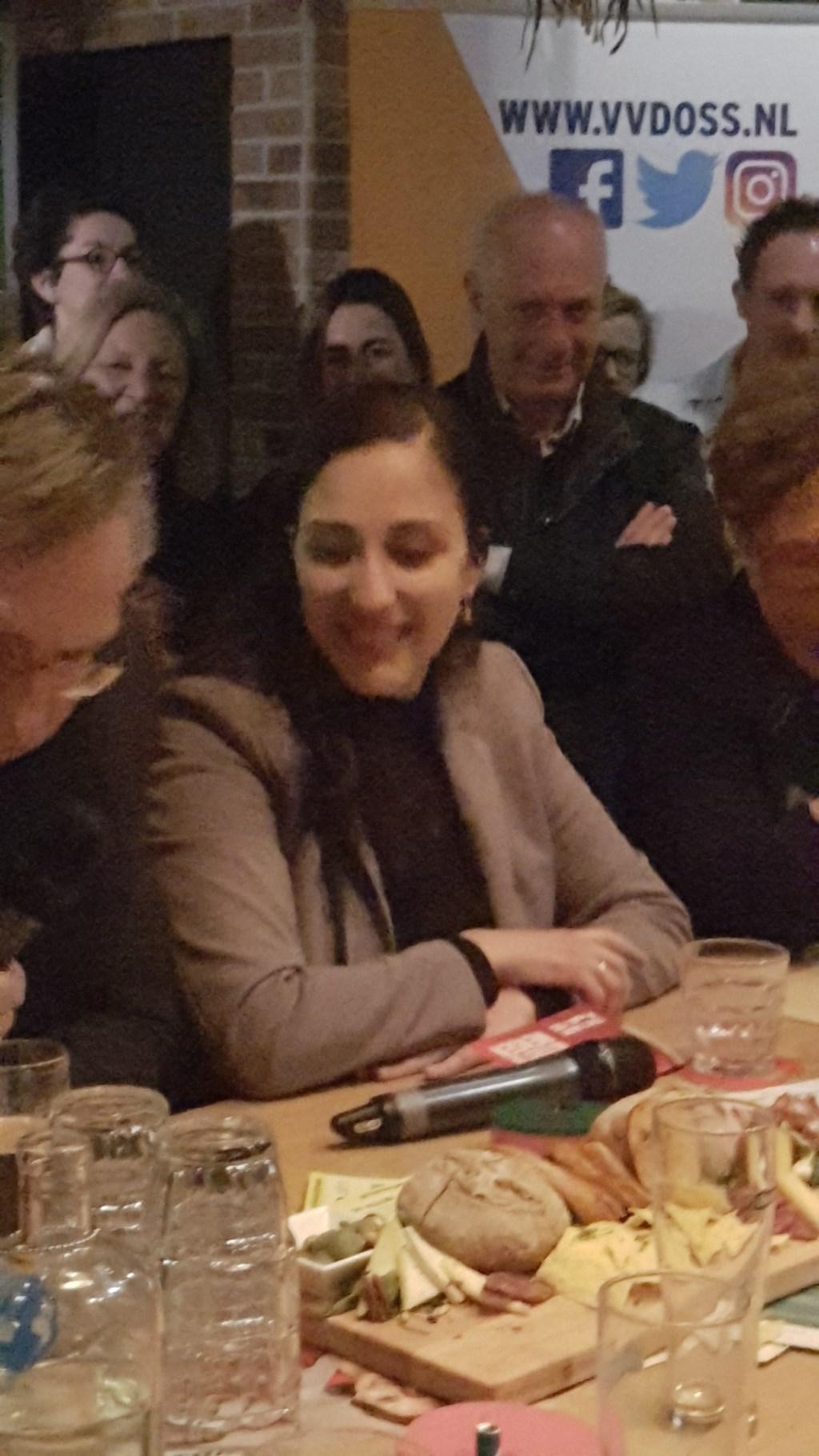 Ehssane Gounou, lijsttrekker PvdA Oss.  © Kliknieuws Oss