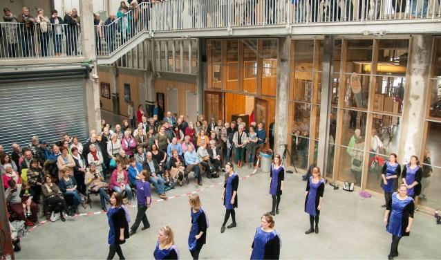 DeSt Patricksday wordt georganiseerd door het Ierse Koorde Kabelgat Ramblers uit Veghel.