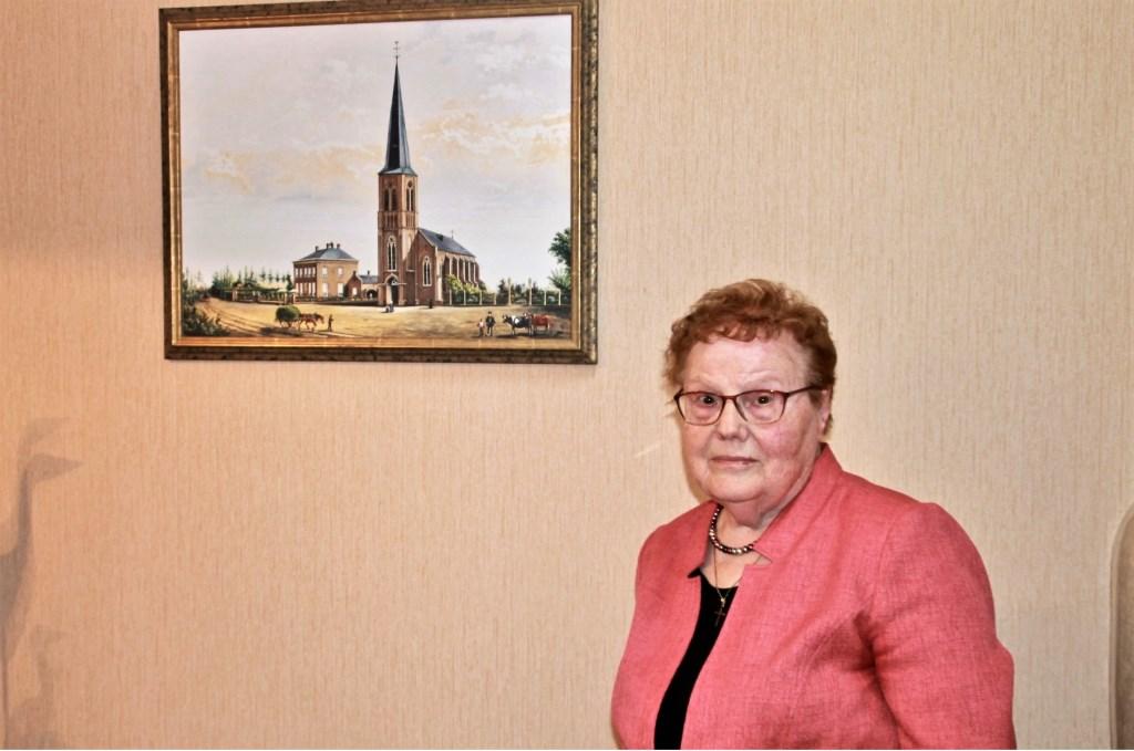 Zuster Germana.  © Kliknieuws Veghel