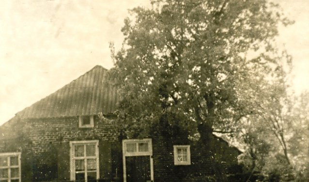 De Oude Boerderij : Foto van vroeger oude boerderij in brabant