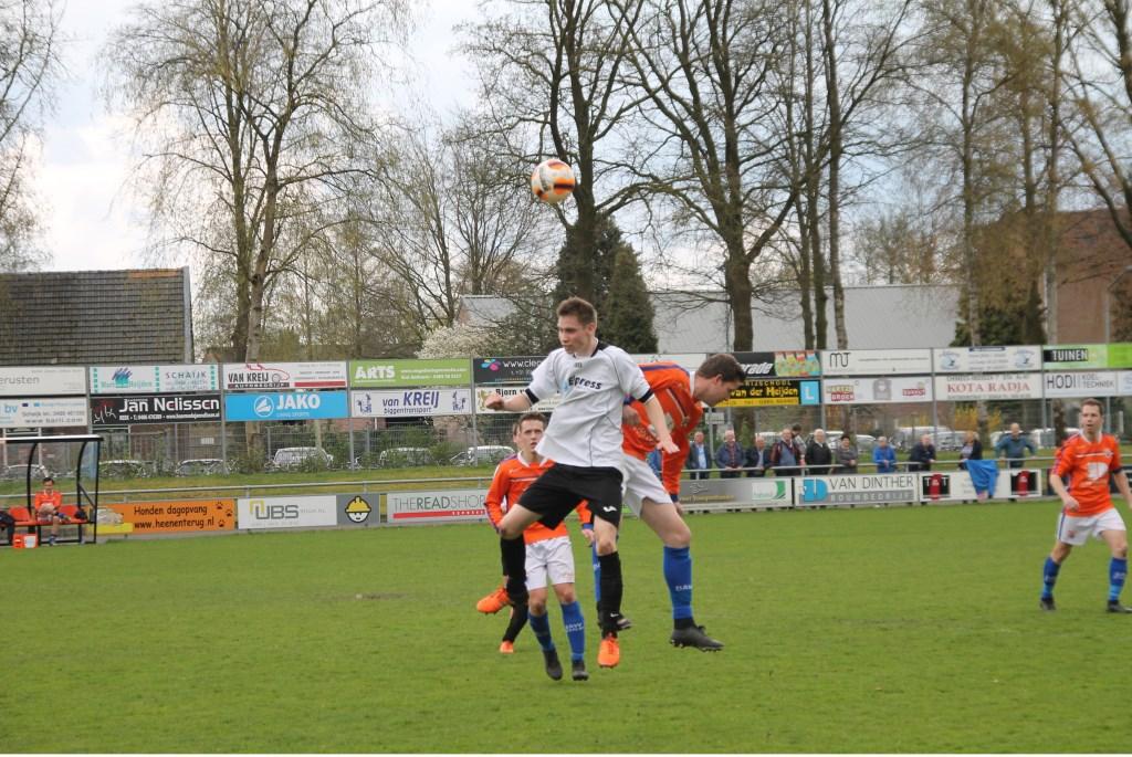 DAW verloor van Vitesse'08. (Foto: Ingrid Willems)  © Kliknieuws De Maas Driehoek