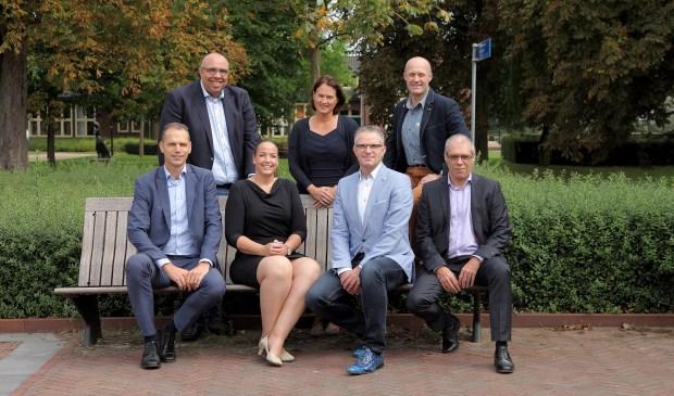De ondernemers van Regiobank. (foto: Berry Poelen)
