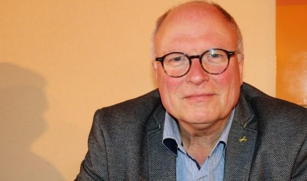Jacques van Geest fractievoorzitter VPGrave .