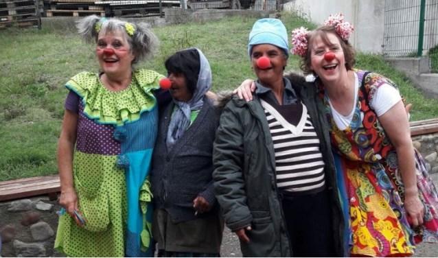 Flying Clowns