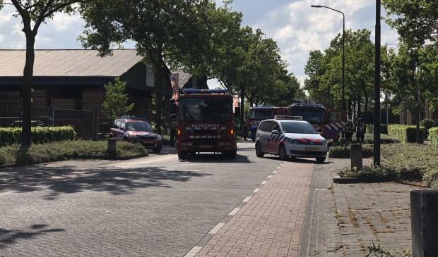 Altis Keukens Oss : Kliknieuws oss brandweer rukt groots uit voor industriebrand in