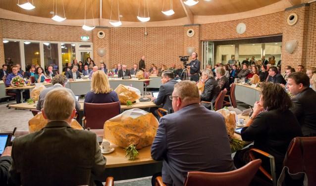 De gemeenteraad van Meierijstad.