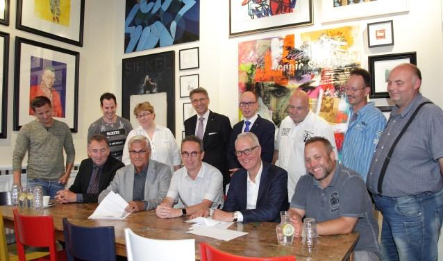 De Nölers en Schouwburg Cuijk gaan intensiever samenwerken. (foto: Berry Poelen)