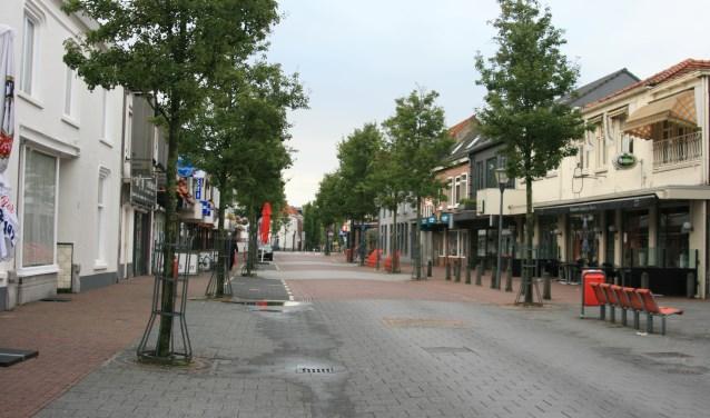Grotestraat in Cuijk.