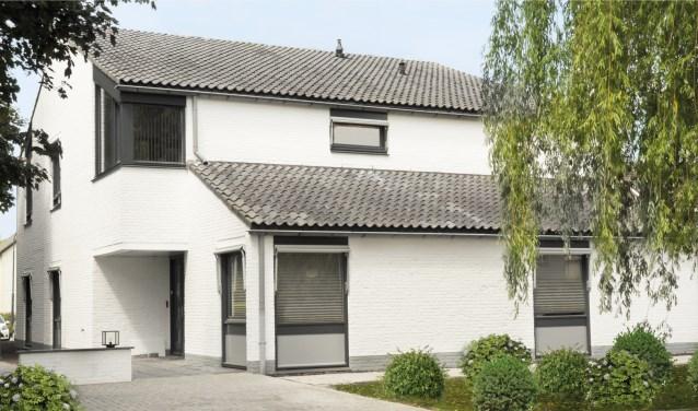 Het nieuwe Afscheidshuis van Goemans Uitvaartzorg in Boxmeer.