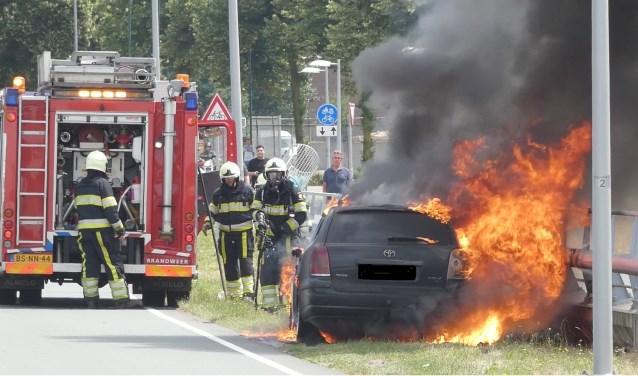 Brand op de Gasstraat. 112nieuws Oss