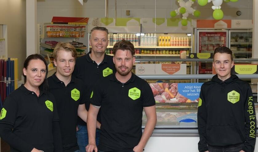 Het team van Van Rijsingen staat dit weekend klaar voor alle barbecue liefhebbers.