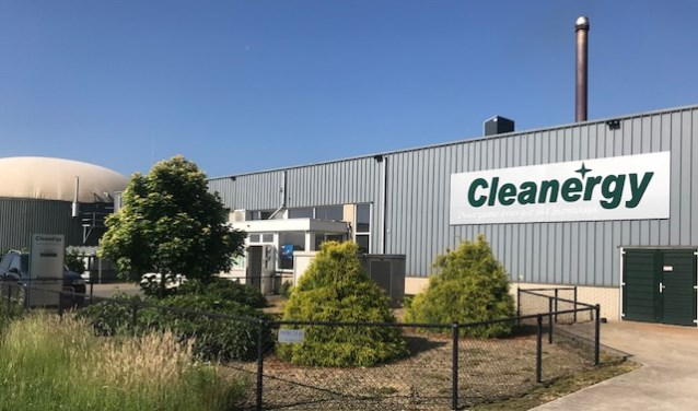 Cleanergy in Wanroij.