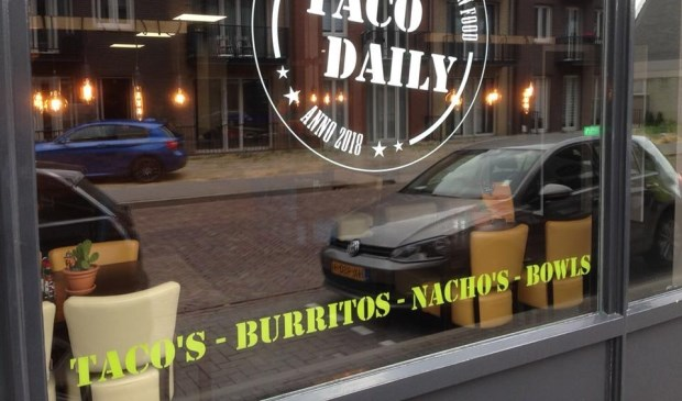 Taco Daily aan de Julianastraat