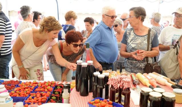 Je kunt tijdens de We Are Food picknick genieten van streekproducten (archieffoto).