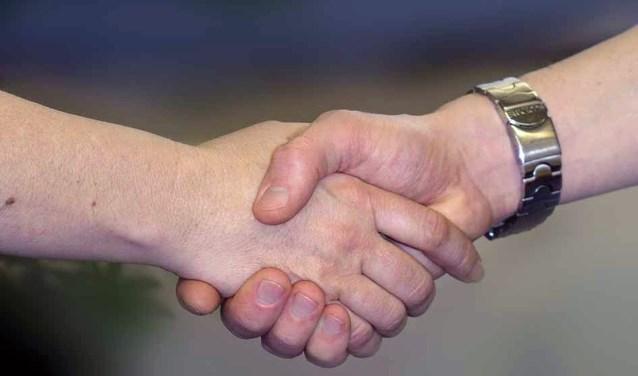Burgers helpen burgers om met een 'gewoon' gesprek een conflict op te lossen.