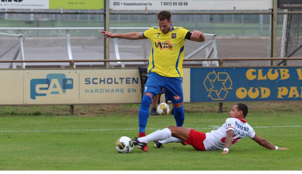 Ferdy van den Berg. (Foto: Mark Pouwels)