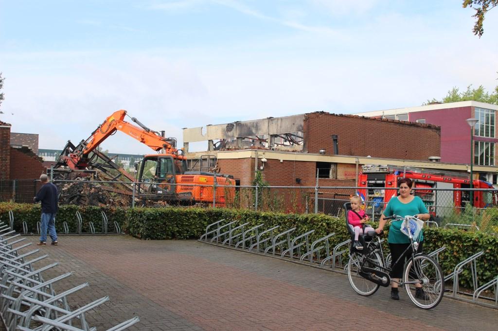Foto: Aileen van Tilburg.   © 112 Brabantnieuws