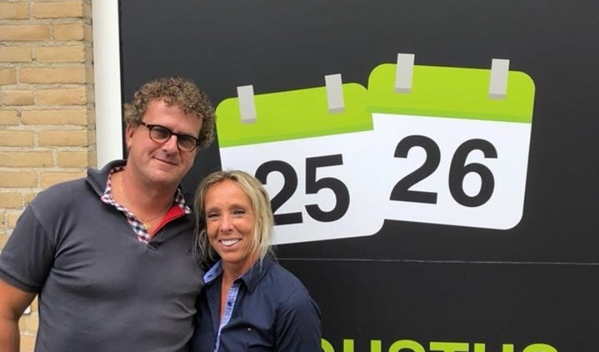 Paul van de Koevering en Janne-Mieke Loeffen